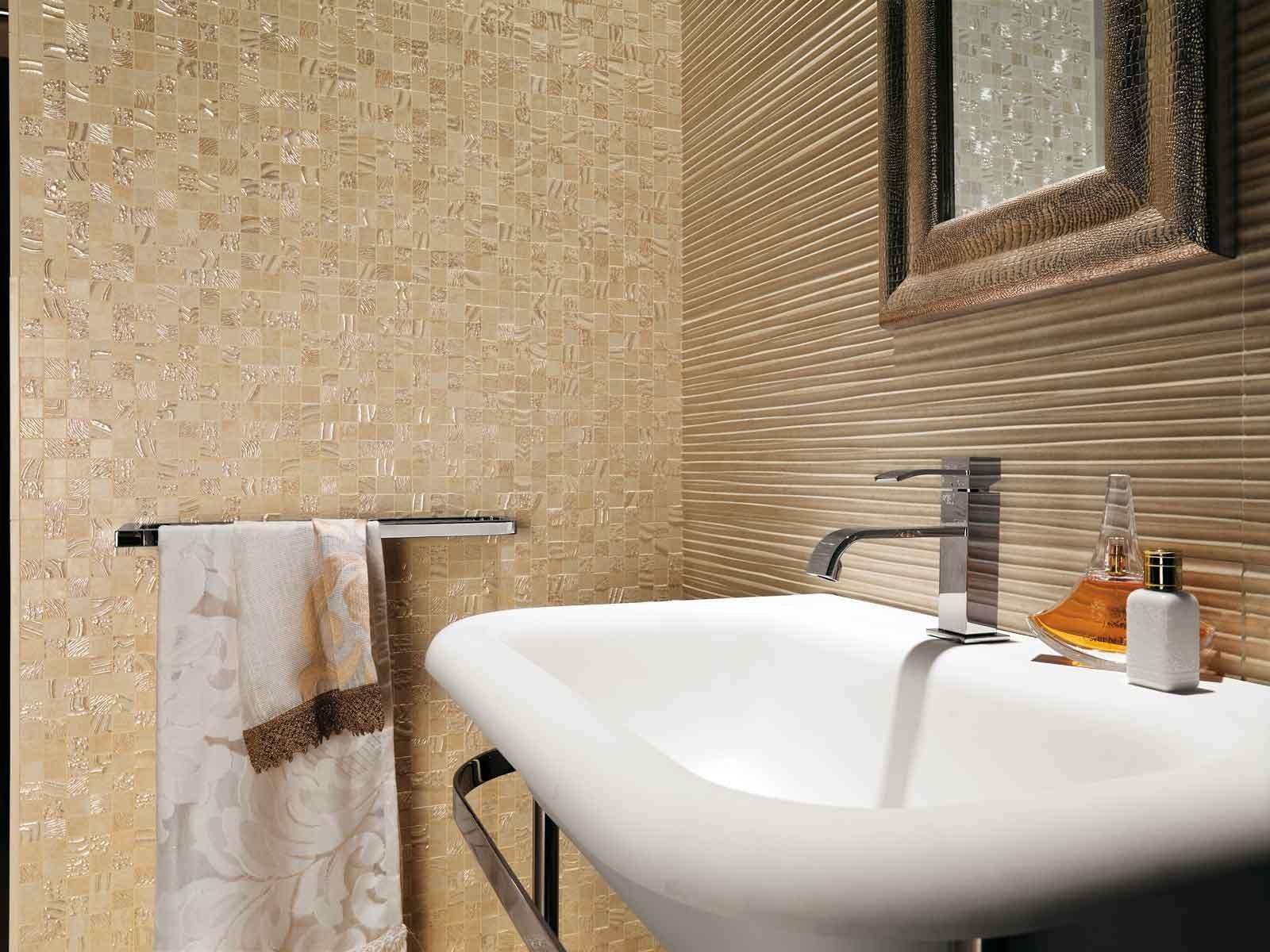 Piastrelle come risolvere gli angoli cose di casa - Mosaico con piastrelle ...