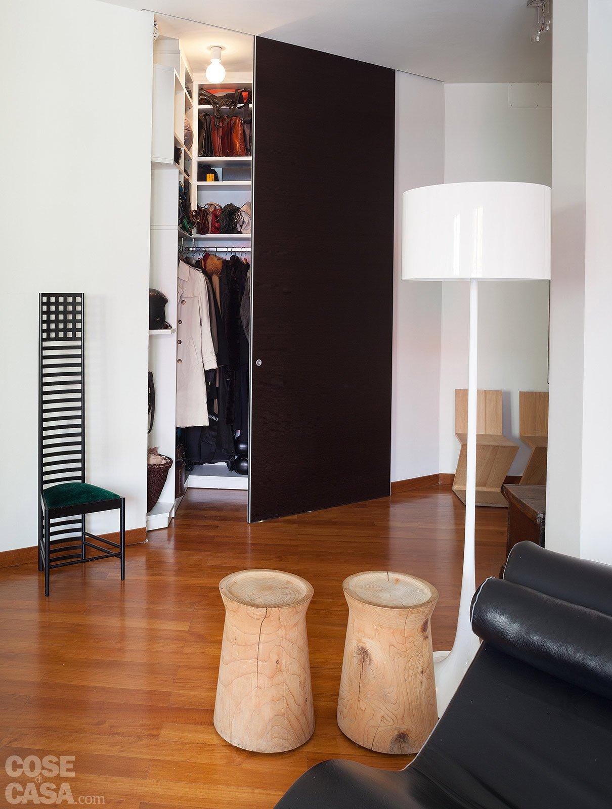 Via il corridoio spazi pi ampi cose di casa - Antifurti per la casa ...
