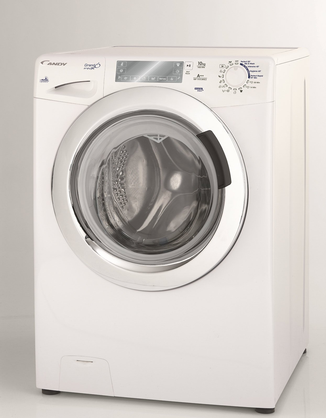 Le lavatrici del futuro cose di casa for Lavatrice wifi