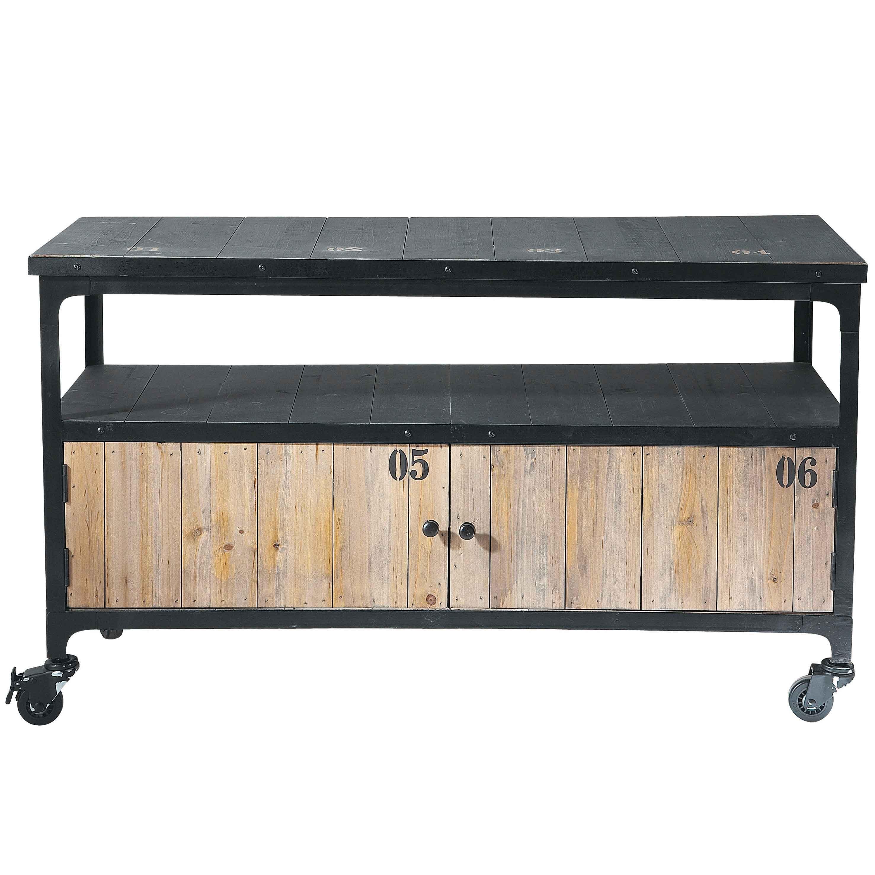 Portatv in diversi materiali stili dimensioni cose di casa - Ikea mobile metallo ...