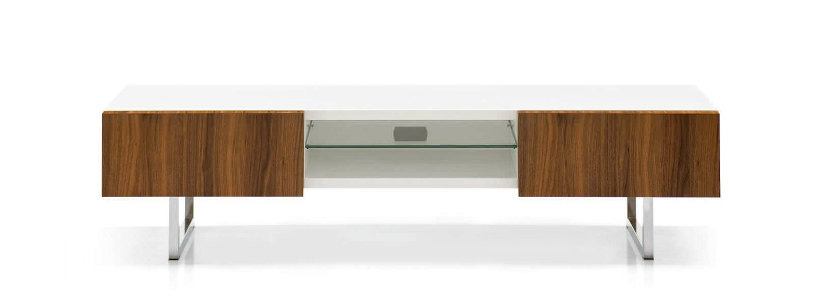 Portatv in diversi materiali stili dimensioni cose di casa - Mobili porta tv meliconi ...