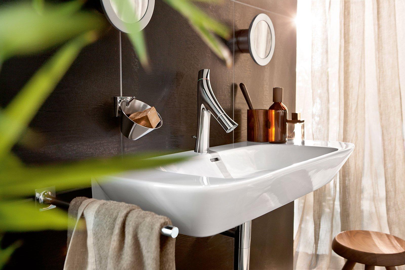 Rubinetteria per il lavabo cose di casa - Rubinetteria hansgrohe bagno ...