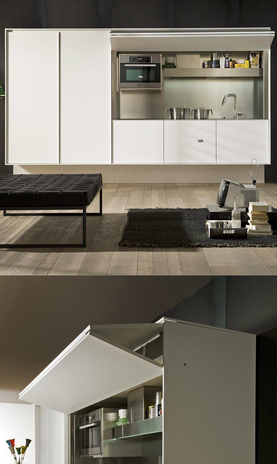 Moduli per cucine componibili cucina lineare da cm with - Componibili per cucina ...