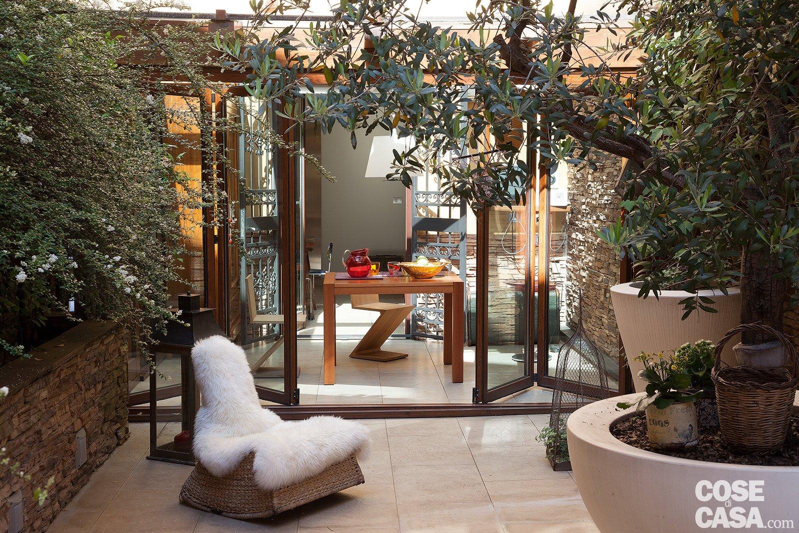 Via il corridoio spazi pi ampi cose di casa for Progettista del piano di casa