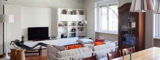 Arredamento casa da 50 a 100 mq idee e progetto - Casa 80 mq e piccola ...