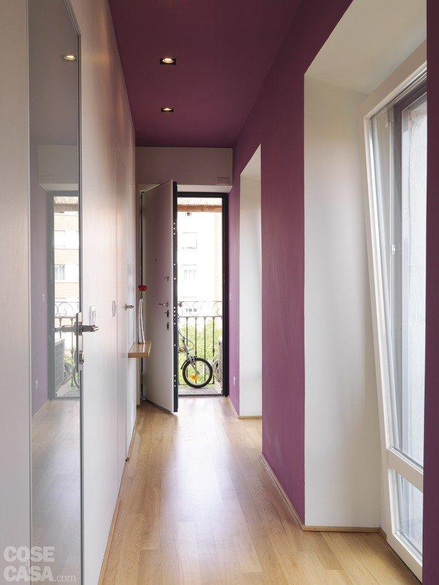 In 40 mq cambiano le prospettive cose di casa - Soluzioni no piastrelle cucina ...