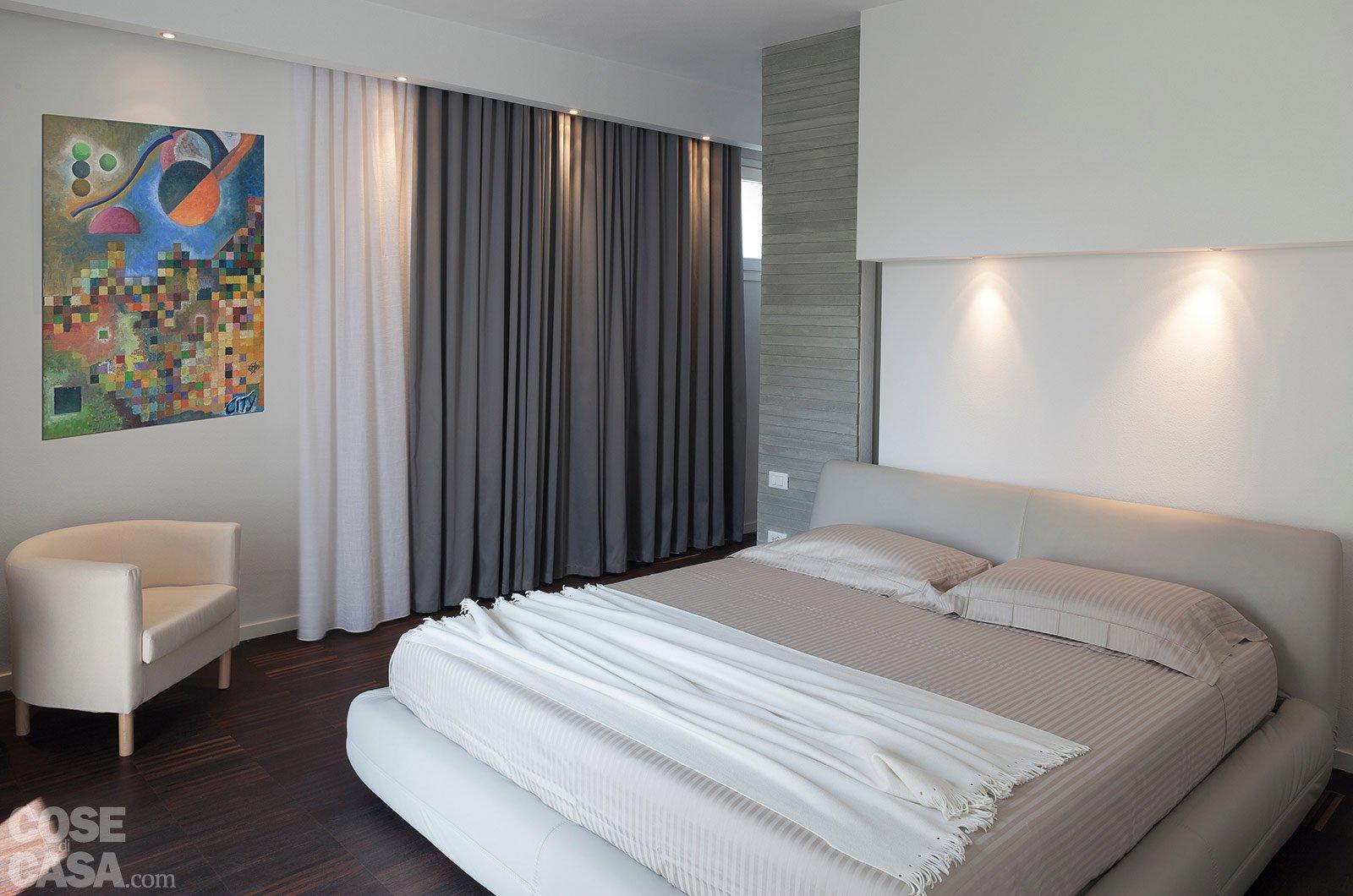 Architetture in piena luce cose di casa - Camere da letto in cartongesso ...
