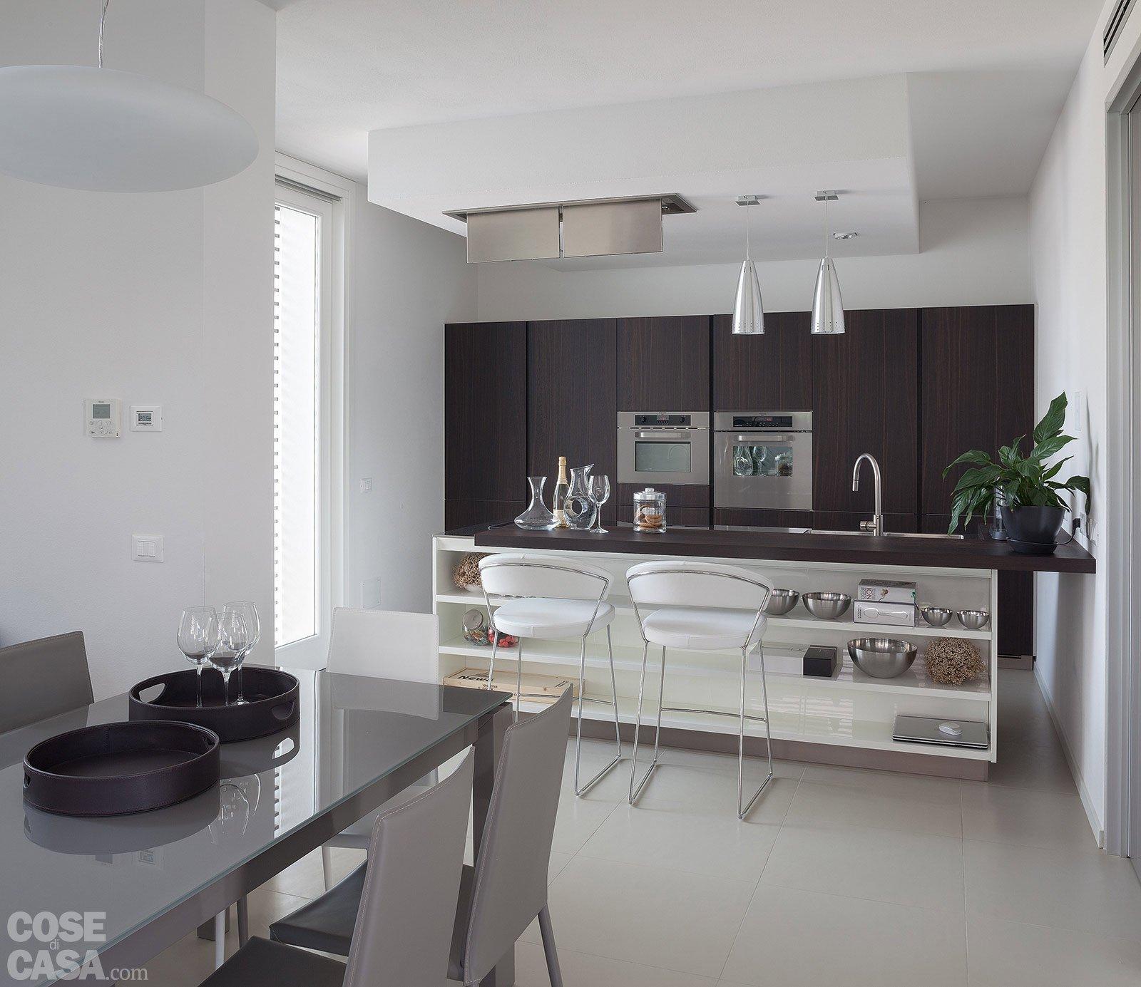 Architetture in piena luce cose di casa - Luce per cucina ...