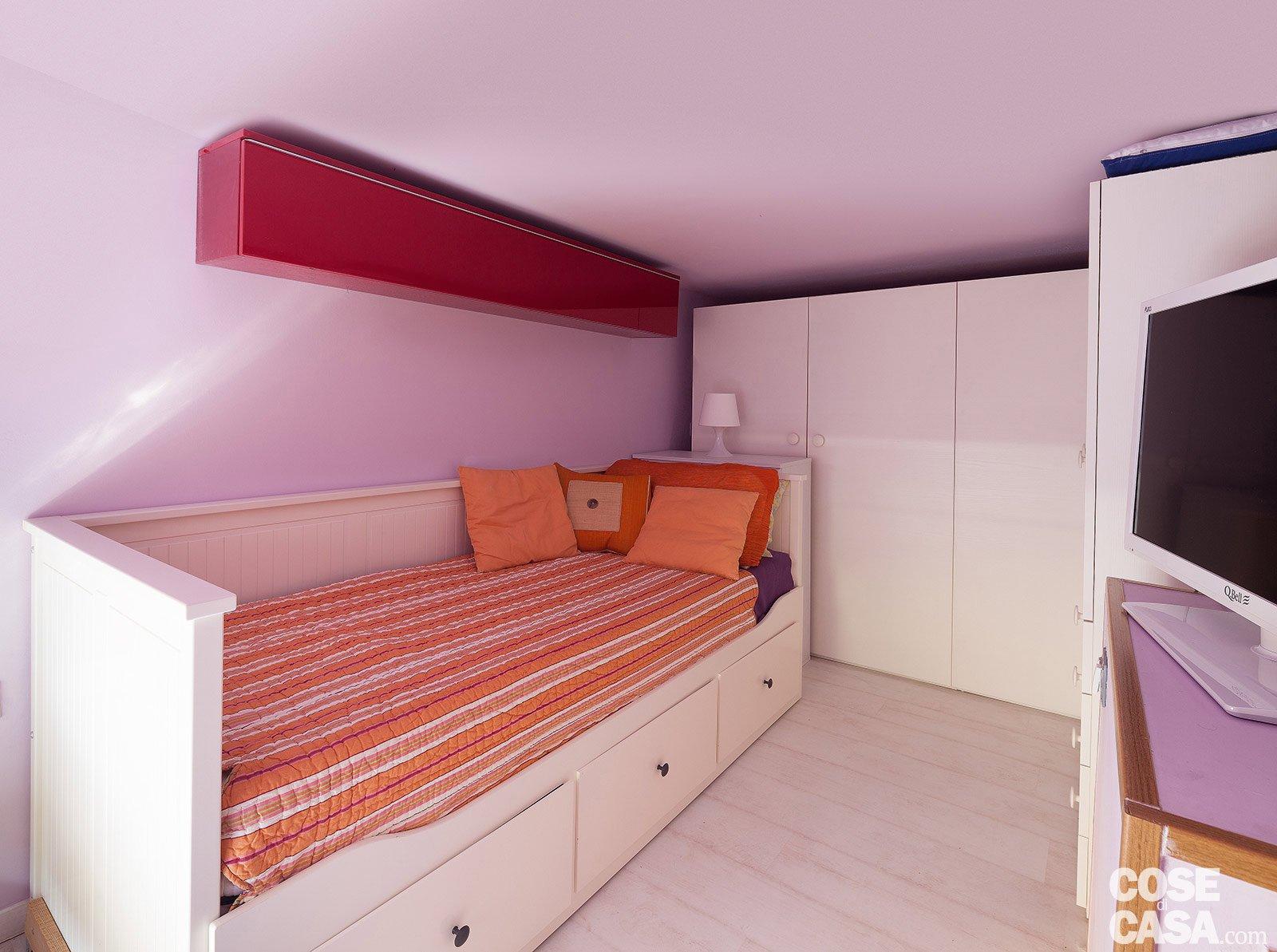 21 mq utilizzati al centimetro cose di casa - Camere da letto singole ikea ...