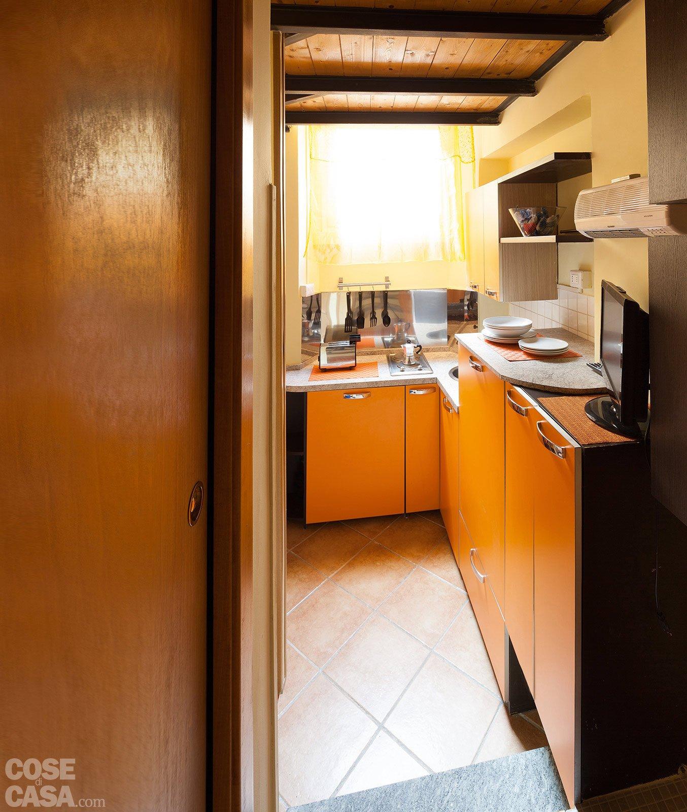 21 mq utilizzati al centimetro cose di casa - Cucine buone ...