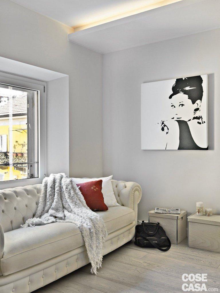 50 mq obiettivo massimo comfort cose di casa for Casa del divano