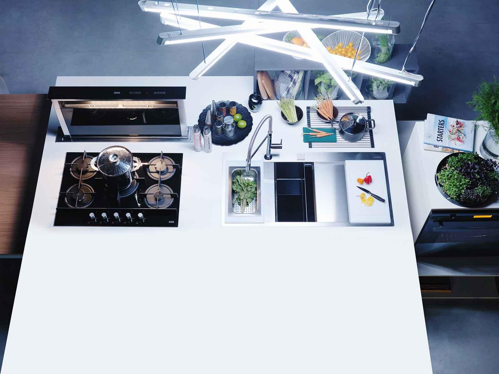 Elettrodomestici in acciaio inox: design; massima igiene e ...