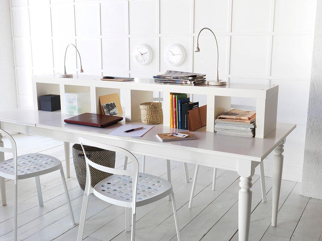 """Ikea Scrittoio Con Ribaltina lavorare comodamente da casa: ecco la scrivania """"giusta"""