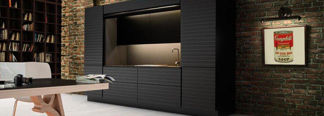 La cucina... nell'armadio   cose di casa