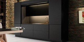 La cucina… nell'armadio