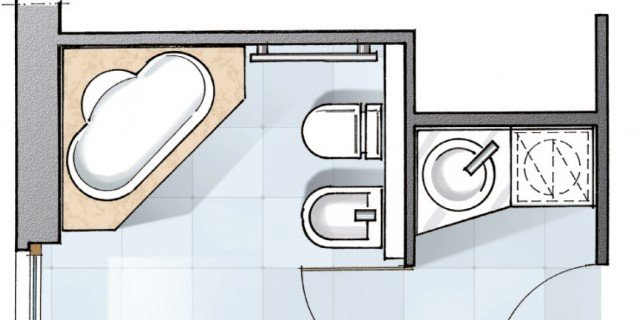 Progetti ristrutturazione bagno - Cose di Casa