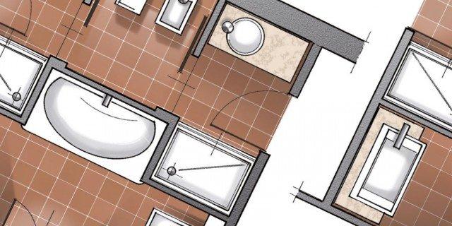 progetti ristrutturazione bagno - cose di casa - Da Ripostiglio A Bagno