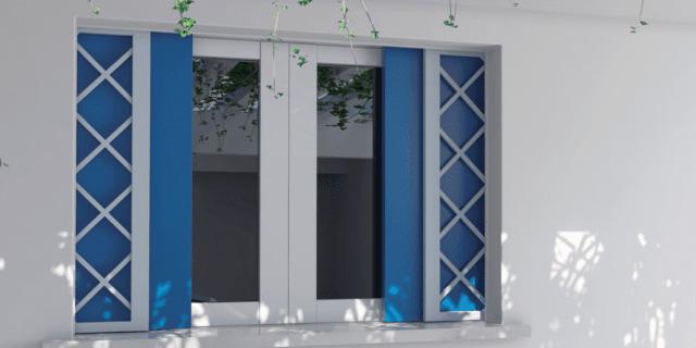 Scuri interno muro quando e come si possono sostituire le for Imposte finestre