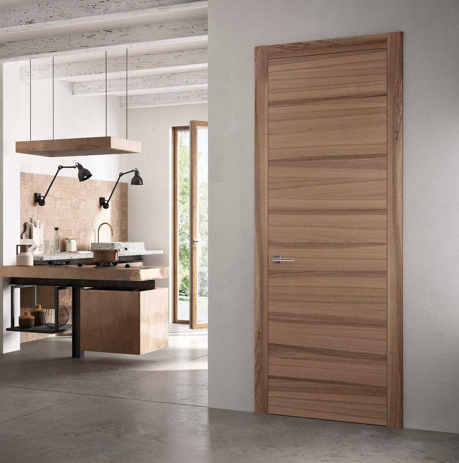 Arredare con le porte cose di casa for Abbinamento parquet e porte