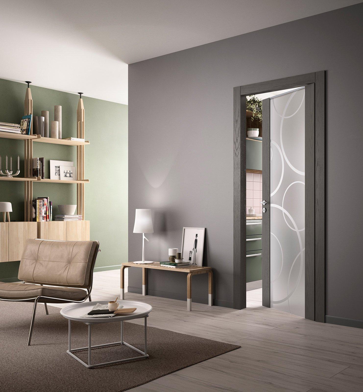 Arredare con le porte cose di casa for Moderne case a telaio