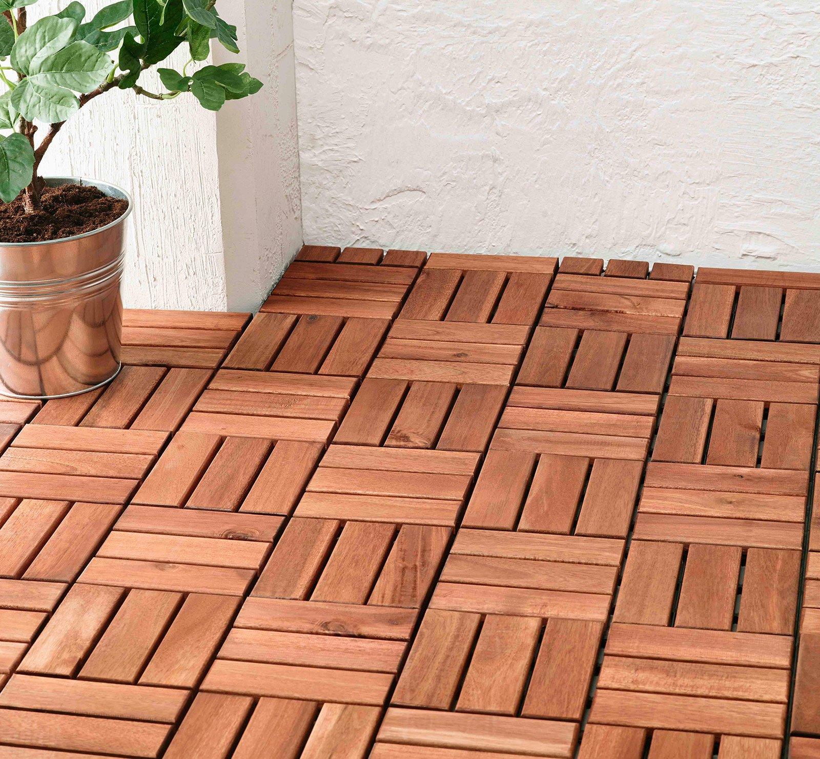Pavimenti Per Terrazzi Esterni il pavimento fuori di casa. materiali, tipologie, modelli