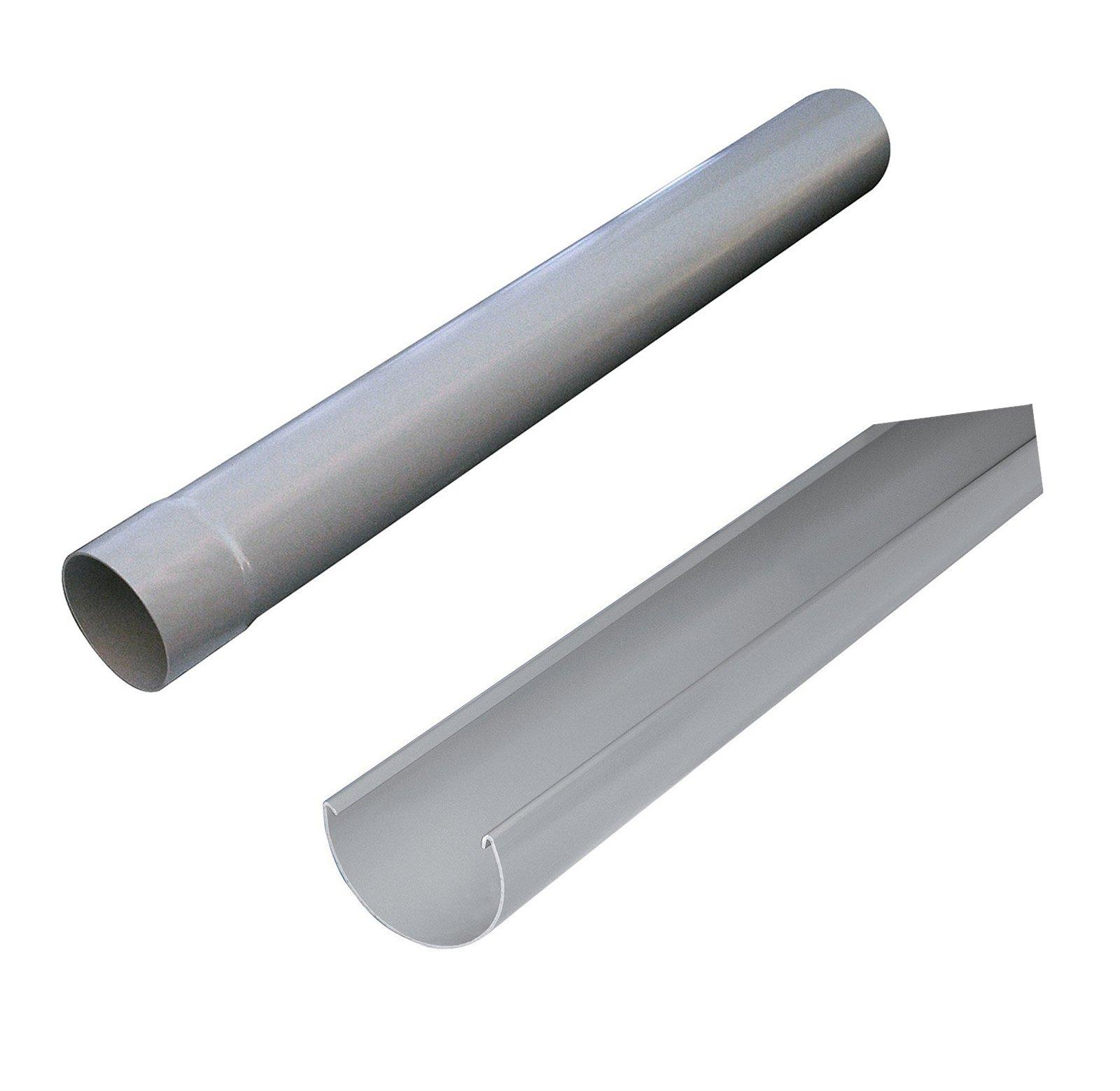 Tubos de chimenea leroy merlin cheap cool simple tubo - Tubo hierro cuadrado leroy merlin ...