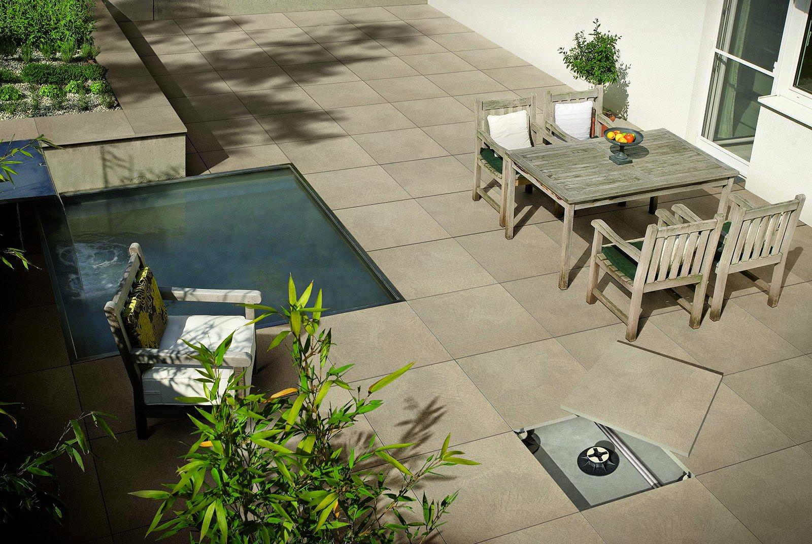 Il pavimento fuori di casa cose di casa - Prezzo posa piastrelle 60x60 ...