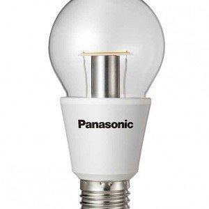 È a 10 Wm la lampadina led che ha attacco E27. Nostalgiam di Panasonic si accende in 0,1 secondo. www.panasonic.it
