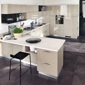 Cucine open space con penisola cose di casa for Cucina penisola