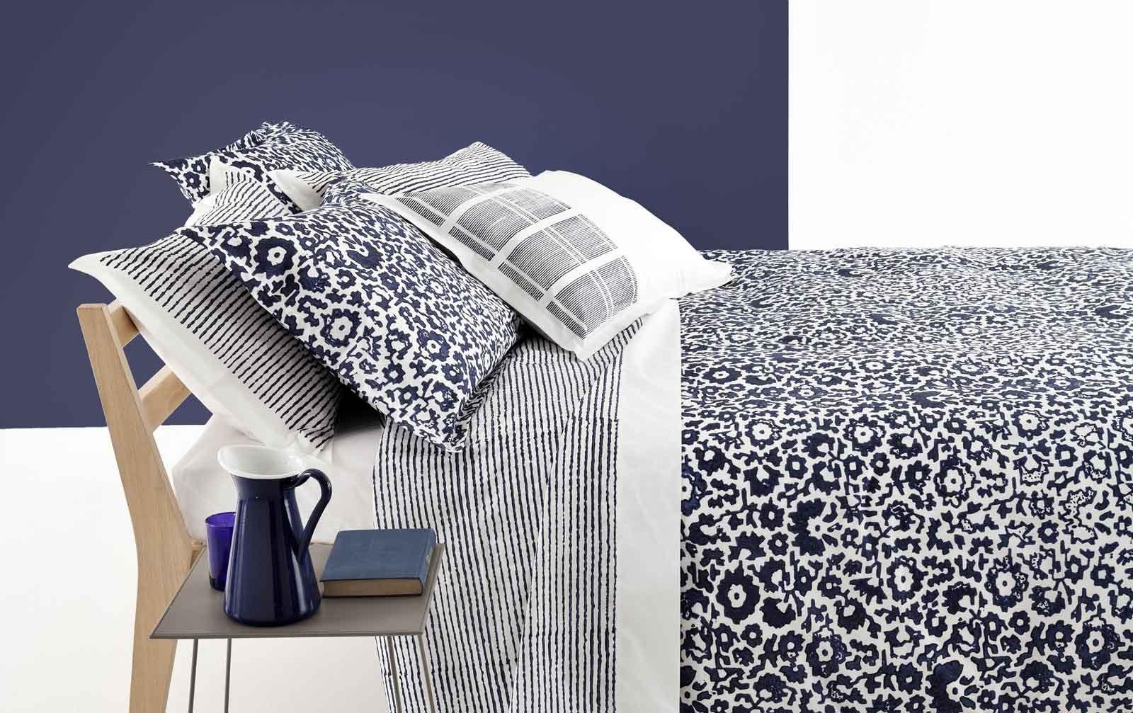 Dormire bene letto materasso e biancheria cose di casa - Biancheria da letto zucchi ...