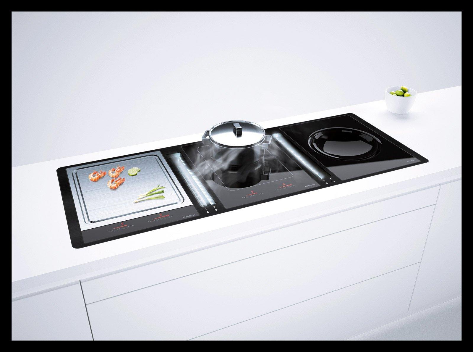 Come Scegliere La Cappa Della Cucina Cose Di Casa #AE4C1D 1600 1190 Cucina A Gas Disegni