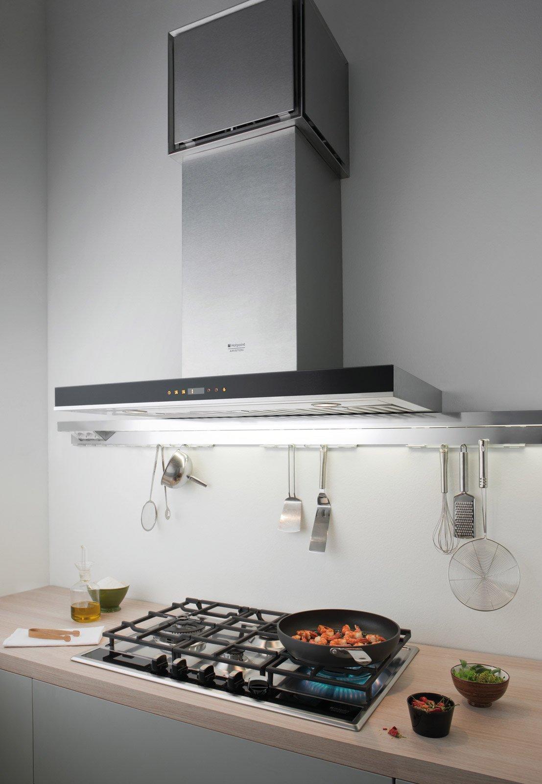 Come scegliere la cappa della cucina cose di casa - Cappa da cucina ...