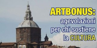 Artbonus: agevolazioni fiscali per chi investe nella cultura