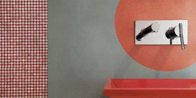 Fughe decorative in technicolor