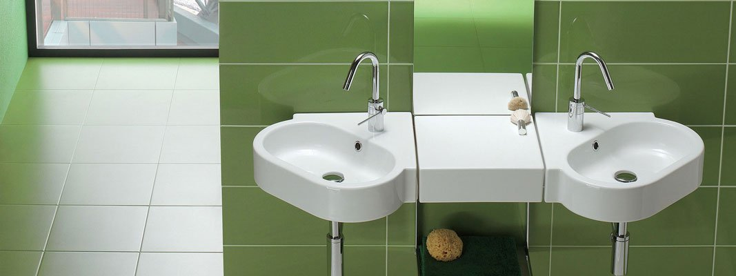 Sanitari sospesi e salvaspazio cose di casa - Rubinetti sanitari bagno ...