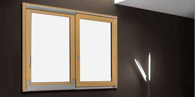 A ciascuno la sua finestra cose di casa - Finestre apertura alla francese ...