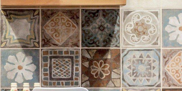 Scegliere le piastrelle per le pareti della cucina cose di casa - La casa della piastrella ...