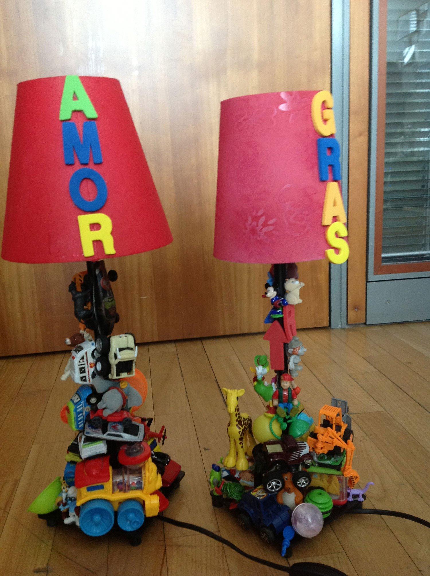 Lampade Camera Bambini: Lampade camera ragazzi l angolo del tetto ...