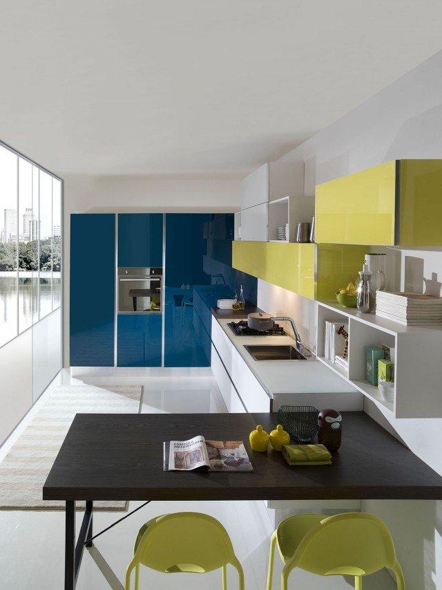 Arredare la cucina tavolo compreso cose di casa for Arredare senza confini
