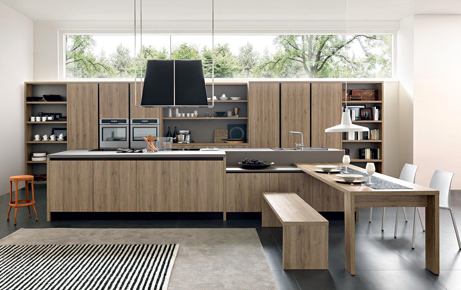Arredare la cucina tavolo compreso cose di casa - Cucine d arredo ...