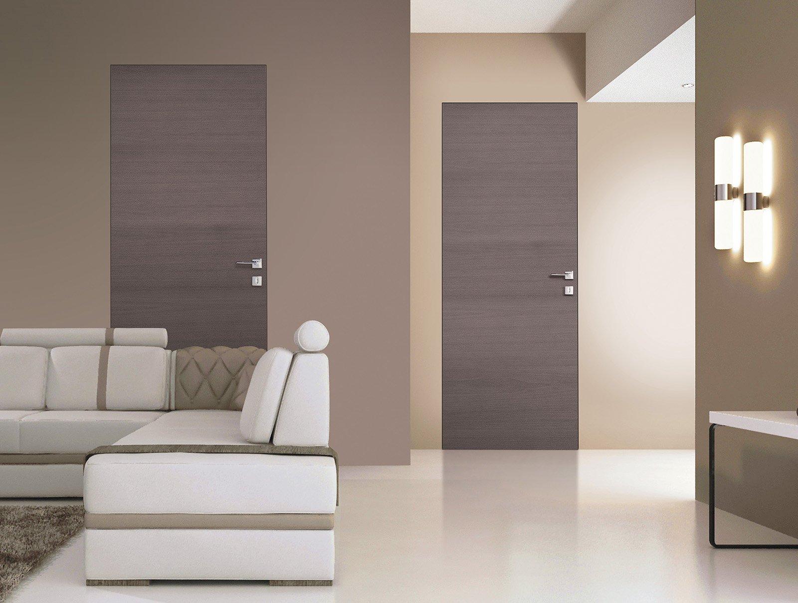 Porte a filo muro: design essenziale o finitura décor - Cose ...