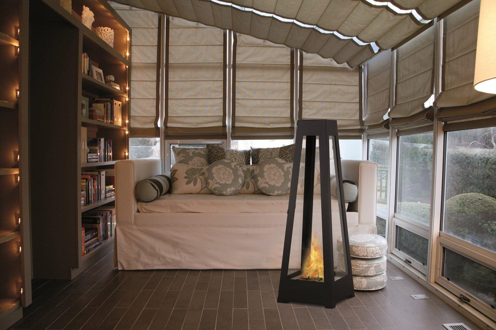 Camini a bioetanolo per creare l 39 atmosfera cose di casa for Design semplice casa del fienile