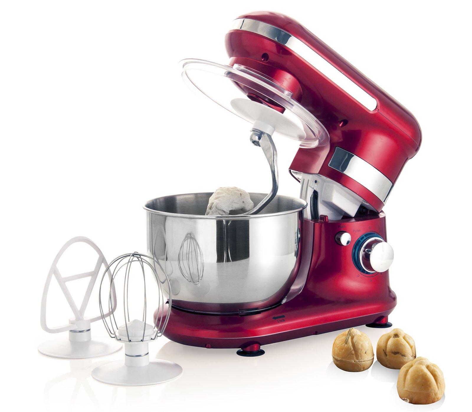 robot da cucina: tante funzioni in un solo apparecchio - cose di casa - Robot Da Cucina Impastatrice