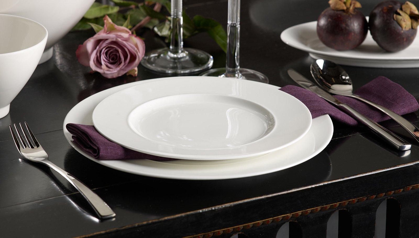 Oggettistica servizio colorato o classico cose di casa - Servizio piatti design ...