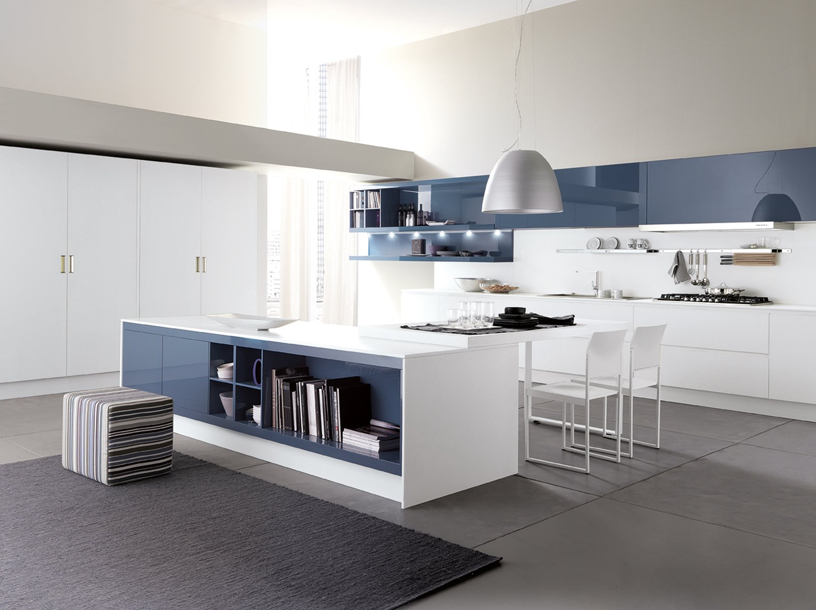 Awesome Tavolo Per Cucina Piccola Contemporary - Design & Ideas ...