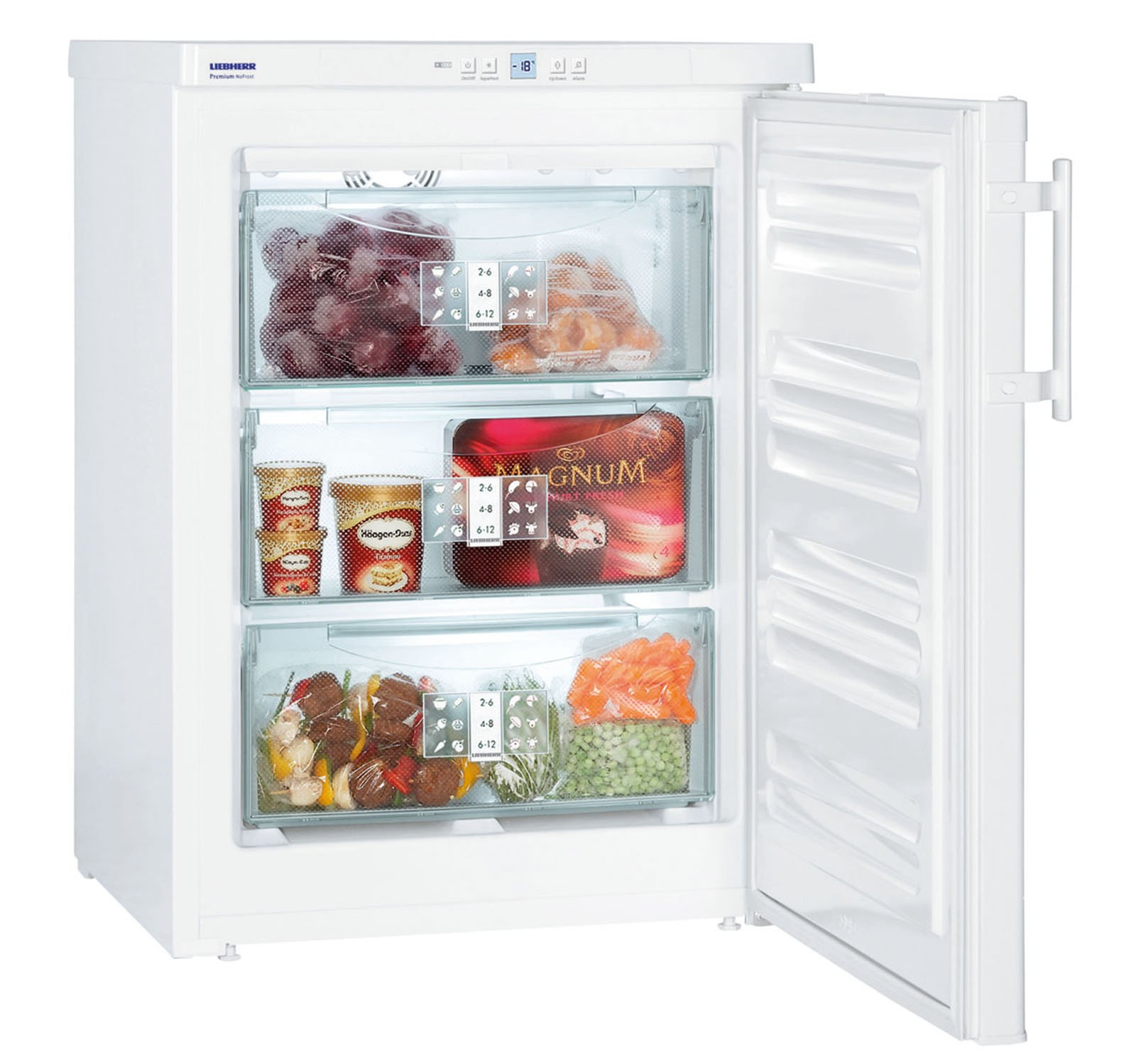 Congelatori piccoli o da mettere sottotop cose di casa for Piccoli disegni di casa