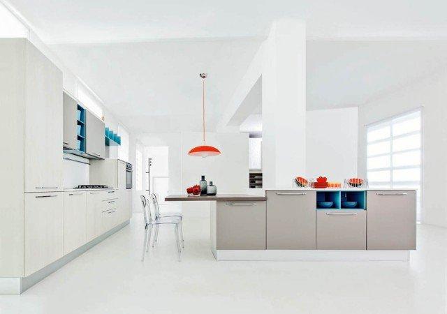 Arredare la cucina tavolo compreso cose di casa for Cucine ricci casa