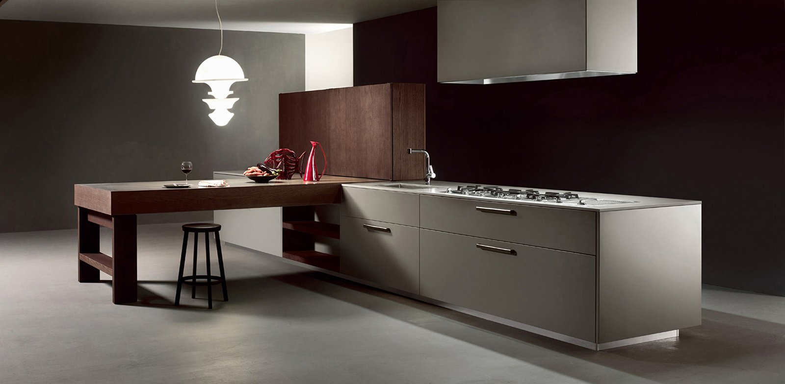 Arredare la cucina tavolo compreso cose di casa for Tavolo per cucina moderna