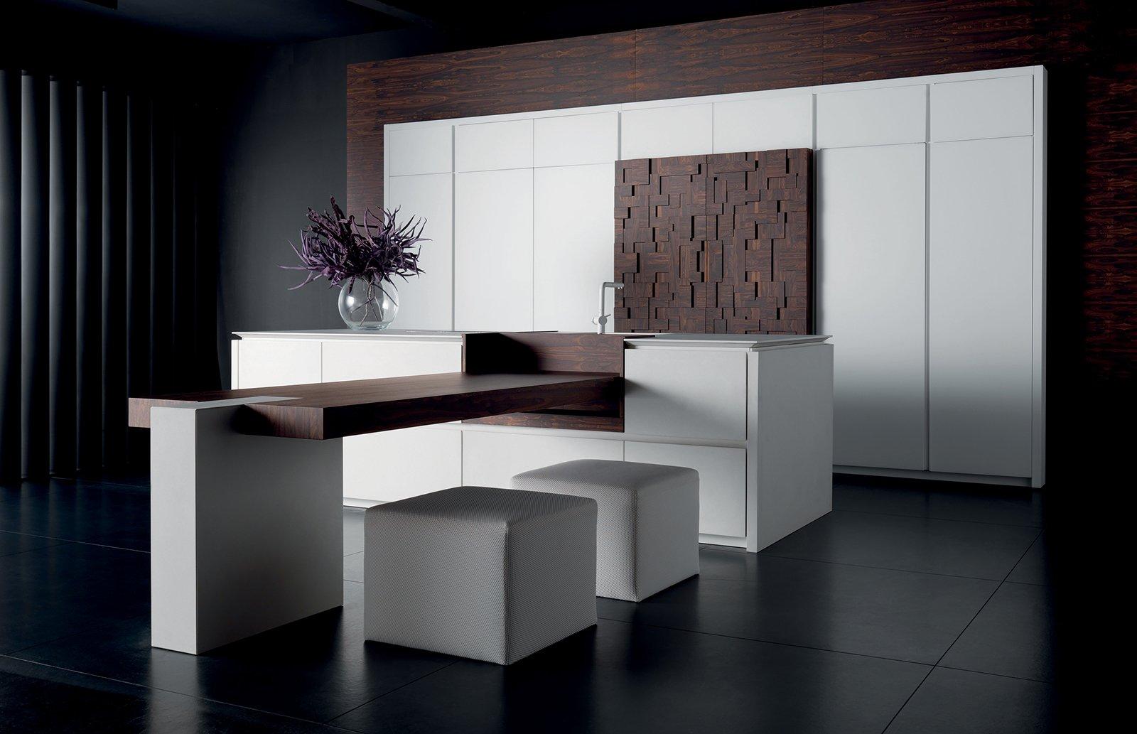 Arredare la cucina tavolo compreso cose di casa for Tavolo marmo design
