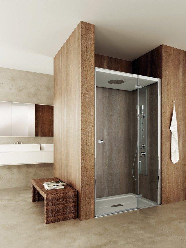 Box doccia con idromassaggio e bagno turco cose di casa - Doccia bagno turco teuco ...